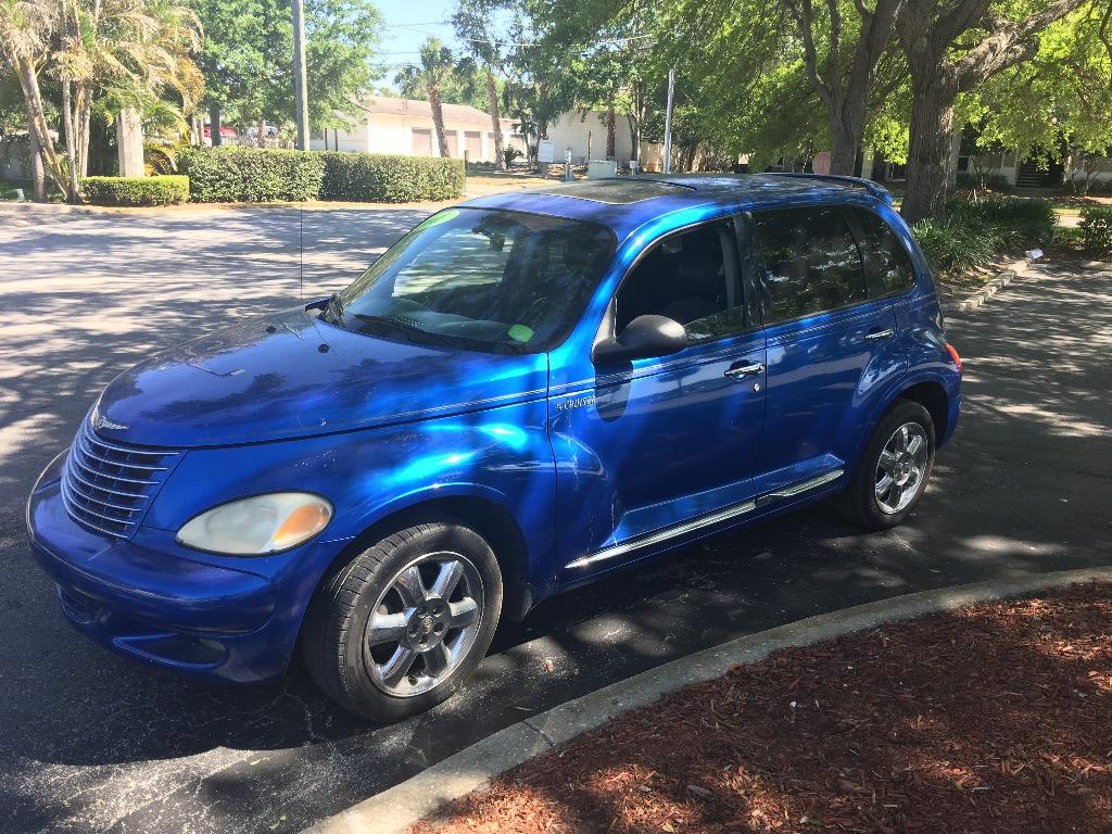 2005 Chrysler Pt Cruiser 1404 Royal Auto Sales Of Clearwater Fuel Filter Limited Edition